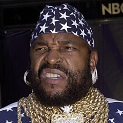 Mr. T Overwhelmed by April Fools' Day Pitying