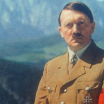 Adolf Hitler to Use Time Machine to Stop Donald Trump