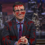 John Oliver EVISCERATES Donald Trump, Skins Him Alive in Front of Live Audience