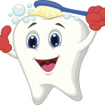 Anthropomorphic Tooth Looking to Branch Out From Dentist Ads