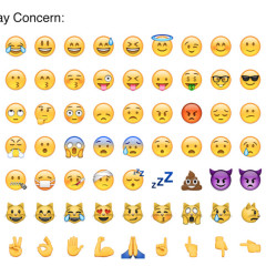 Aging Graphic Designer Applies to Startup With All-Emoji Resume