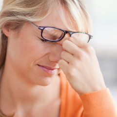 Woman Realizes Flip-Flops Were on Top of Head Entire Time