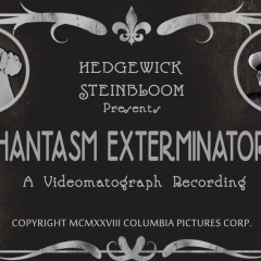 Meet the Phantasm Exterminators, the Original 1920s Ghostbusters