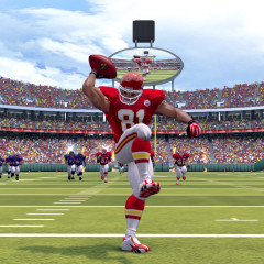 The Best Sports Video Game: Football Edition
