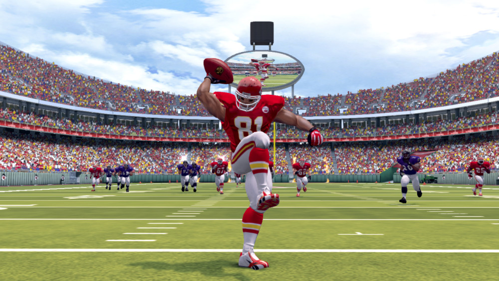 Football Video Game