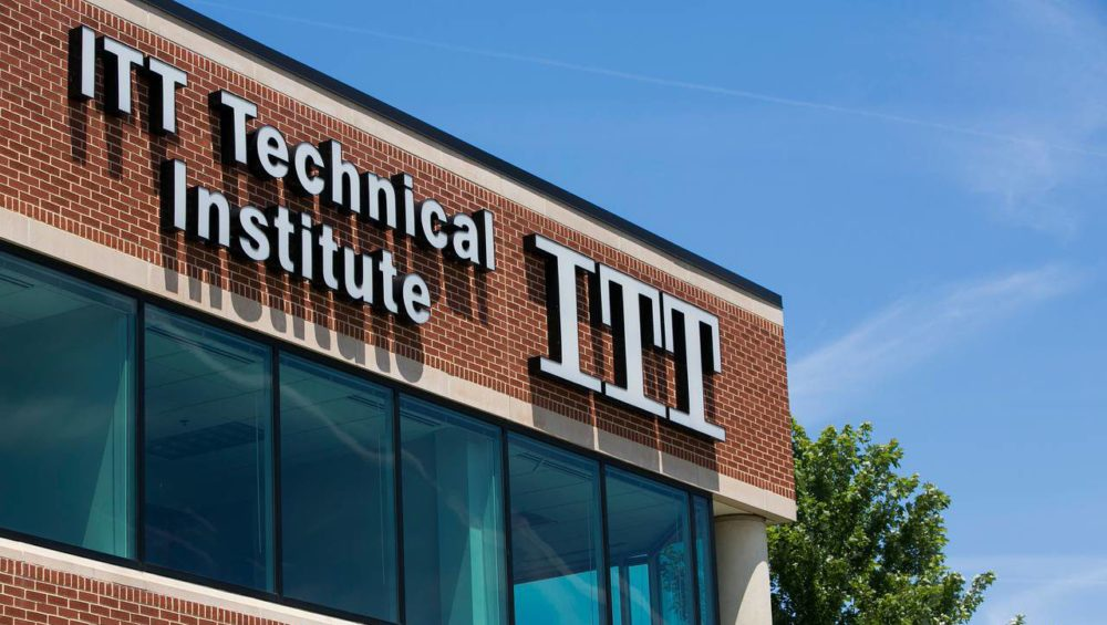 ITT Tech Building