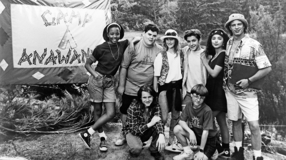 Salute Your Shorts Kids