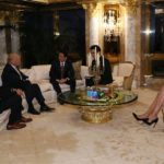 Trump Spends Most of Shinzo Abe Meeting Describing Daughter's Breasts to Translator