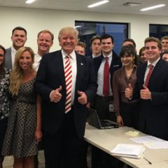 Highlights From My Day Shadowing Donald Trump's Campaign Staff
