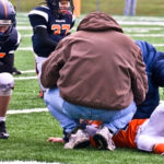 Dad Believes Football Taught Paralyzed Son a Lot About Character