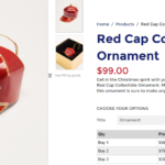 Have You Purchased Your Official $99 Donald Trump Christmas Ornament Yet?