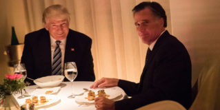 The Complete Menu of Mitt Romney's Dinner With Donald Trump at Jean Georges
