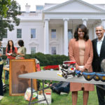 Obamas Throw Final White House Yard Sale
