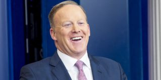 White House Preps for Hug a Newsperson Day Party; 'Not a Trap' Says Spicer