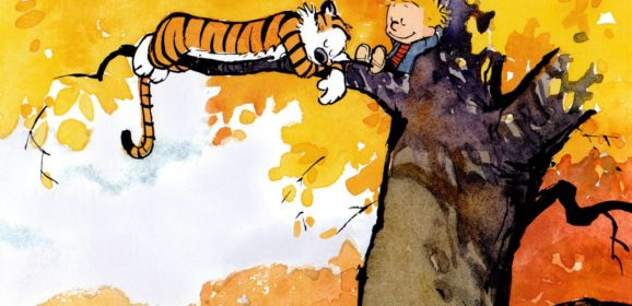 The Test of Time: A Random Sunday 'Calvin and Hobbes' Comic Strip