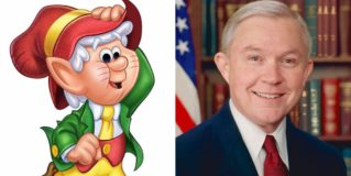 Keebler Elves Denounce Second Cousin Jeff Sessions