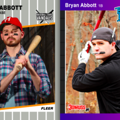 A Starting Nine of Exclusive Releases From the Baseball Card Vandals
