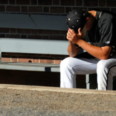 Baseball Player Can't Think of Metaphor to Describe How Far He Got With Date Last Night