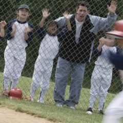 Scoring Winning Run Only Time Dad Happy to See Eight-Year-Old Come Home