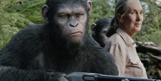 Jane Goodall to Begin Phase II of Ape Army Strategy