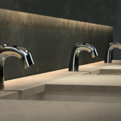 The Motion-Activated Faucet in Your Office Bathroom Is Just Fucking With You Now