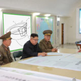 U.S. Officials Alarmed By North Korea's Stockpile of Ever-Enlarging Military Hats