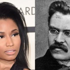 Nicki Minaj's Friedrich Nietzsche Diss Track Is Brilliant