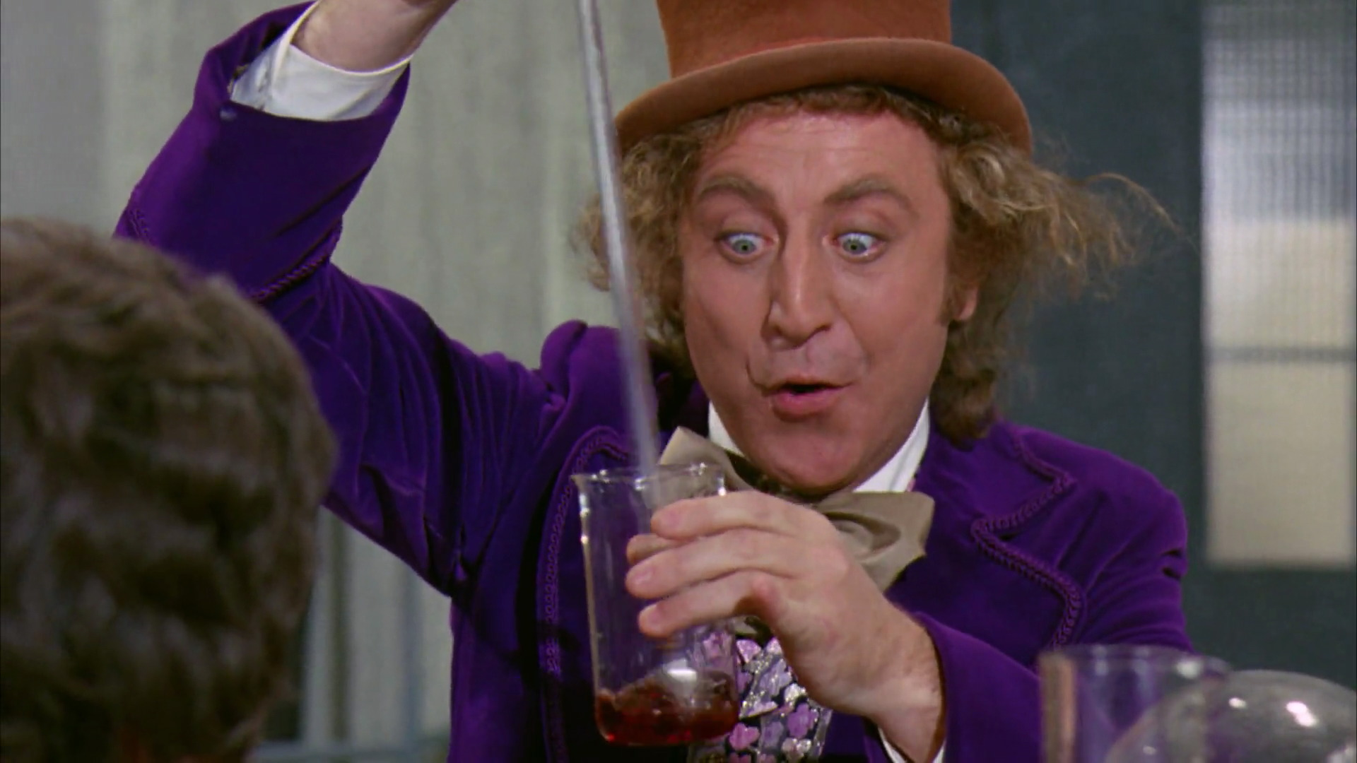 Movie Script For Willy Wonka And The Chocolate Factory