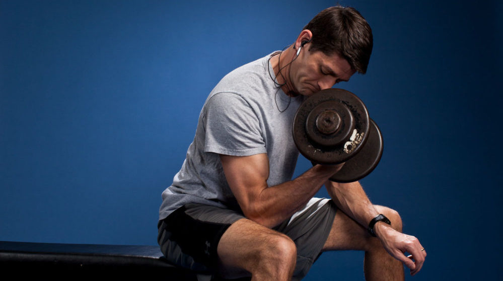 Paul Ryan Working Out