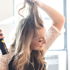 Maximize Your Dry Shampoo This Holiday Season!
