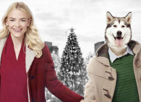 Signs Your Hallmark Christmas Movie Character Is About to Be Replaced by a Well-Trained Dog