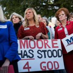 The White Women for Roy Moore 2017 Daily Inspiration Calendar