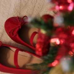 I Would Like to Return These Christmas Shoes