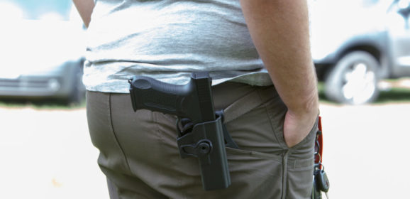 Nation's Good Guys With Guns Sit Another One Out