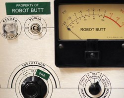 Robot Butt Podcasts