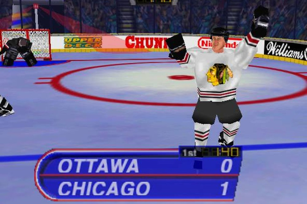 The Best Sports Video Game Hockey Edition