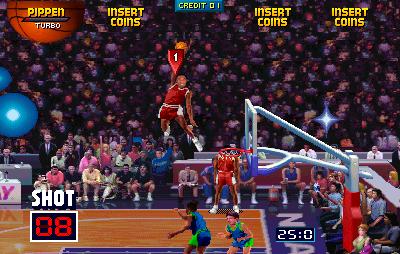 The Best Sports Video Game Basketball Edition Robot Butt