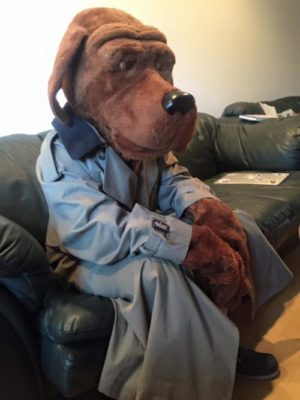 i walked around in a scruff mcgruff costume and i now know what it s