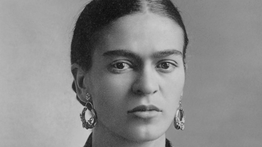 Frida Kahlo Birthday Cards From The Dollar Store Robot Butt