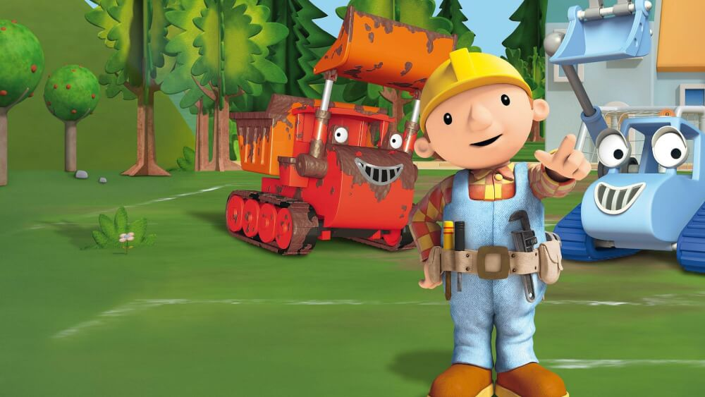 I'm Bob the Builder and I Will Fix Your Broken Marriage!